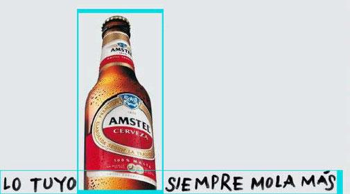Foto Anuncio Amstel