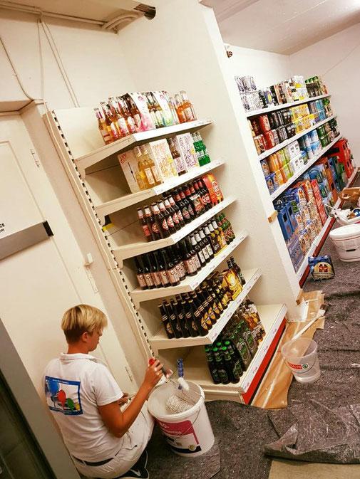 Ihre Malerin für Bachenbülach und Umgebung