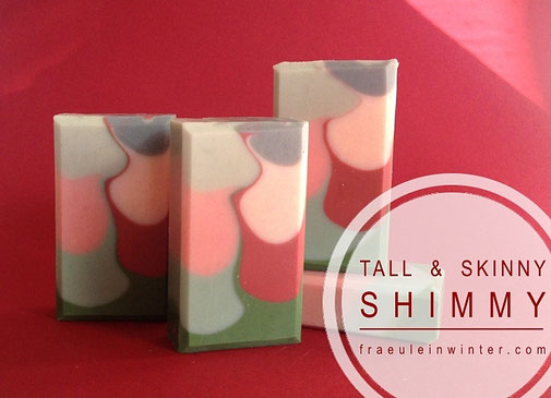 Tall & Skinny Shimmy Soap | Seife von Fräulein Winter