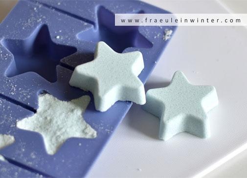 DIY Duschtabs selber machen - Herstellung