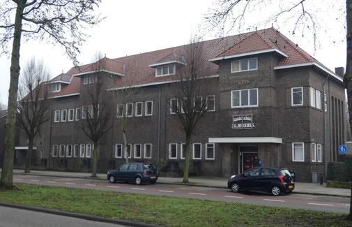 Martinusschool Emmasingel 36 Weert gemeentelijk monument