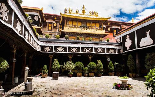 nach china reisen Lhasa