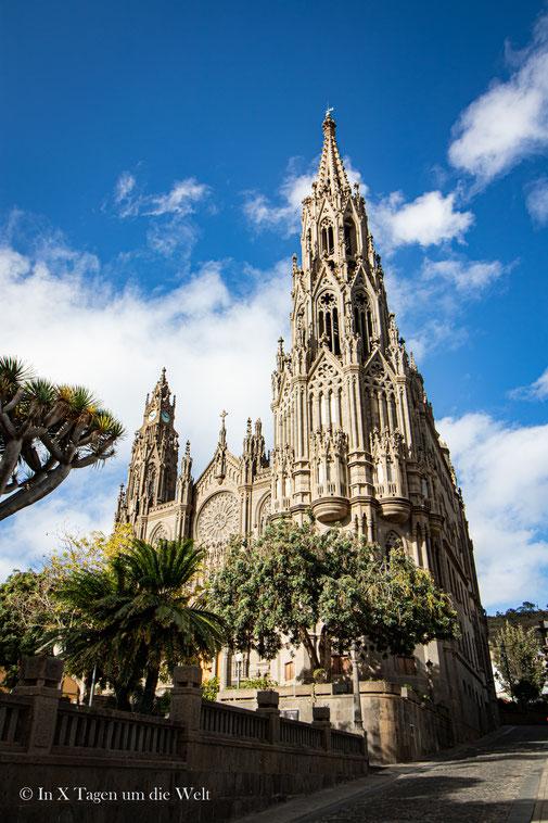 Gran Canaria Sehenswürdigkeiten Arucas