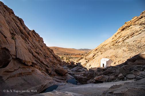 Fuerteventura Sehenswürdigkeiten Wandern