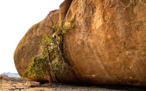Erongo Berge, Granit, Namibia, Stein, Omandumba