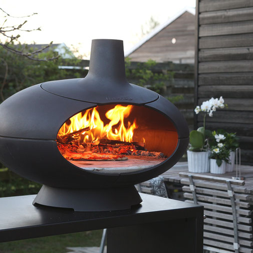 Forno Grill, Gussgrill Gusseisen