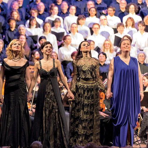 Solistes du Chœur symphonique