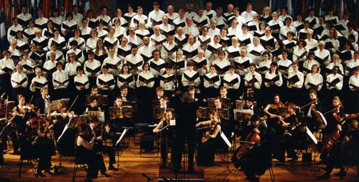 Le Chœur symphonique de Paris