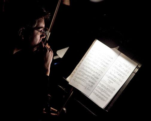 Musicien de l'orchestre symphonique