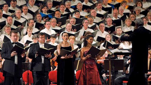 Chanteurs du Choeur Symphonique