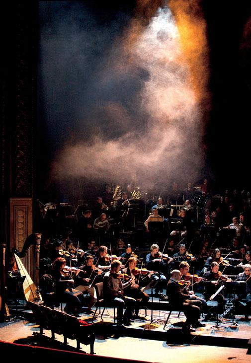Concert de l'orchestre symphonique de Paris