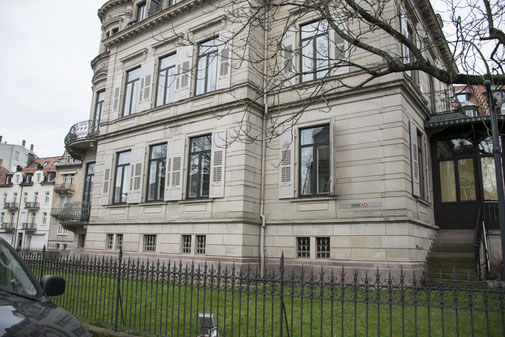 Villa Bertha, Maria-Viktoria-Straße 2  -  Foto: Werner Lukaszewicz