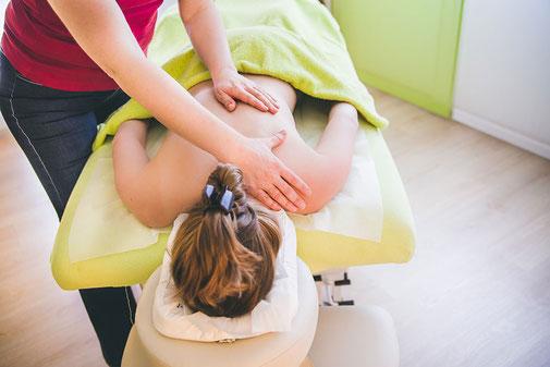 Medizinische Massagen und Therapien in der Naturheilpraxis Moni Näf in Muri, Freiamt