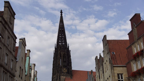 Foto: Münster Ansicht von Andreas Theisen