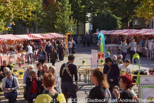 Foto: Markt der Talente, 2017, Gladbeck-Brauck