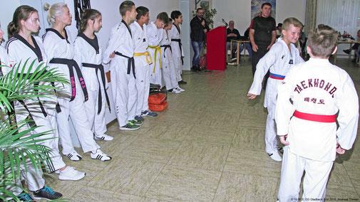 Foto: Andreas Theisen, Taekwondo-Verein Roßheidestraße