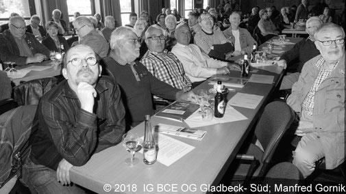 Foto: 1. Mai Veranstaltung in der Mathias-Jakobs-Stadthalle Gladbeck 2018
