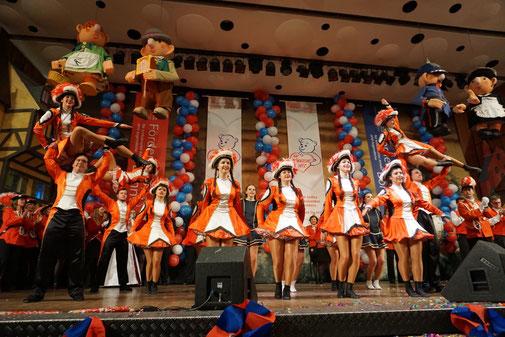 Tanzgruppe Liküra Ehrengarde