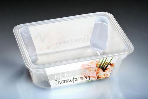 foto vaschetta trasparente