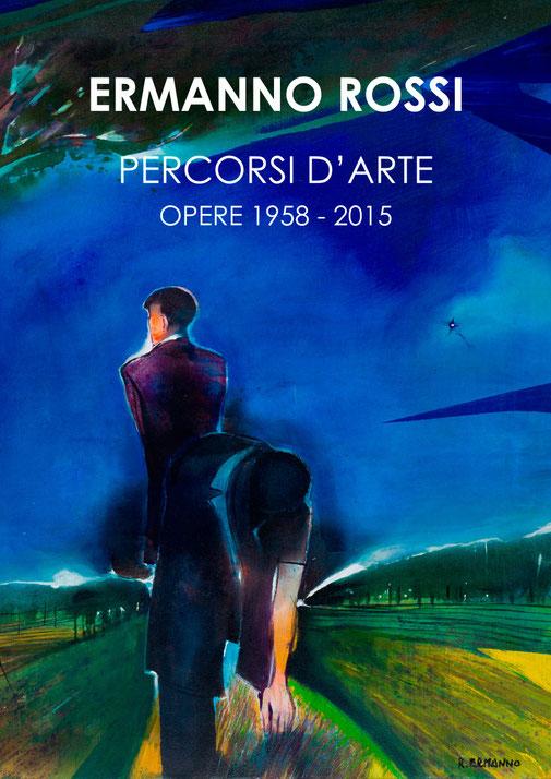 Catalogo d'arte, concept grafico, impaginazione, fotografie e stampa digitale a cura di Alessio Buldrin