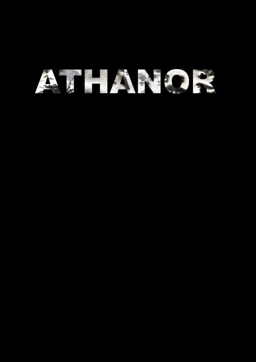 Catalogo d'arte del gruppo di artisti Athanor, impaginazione grafica e stampa digitale a cura di Alessio Buldrin