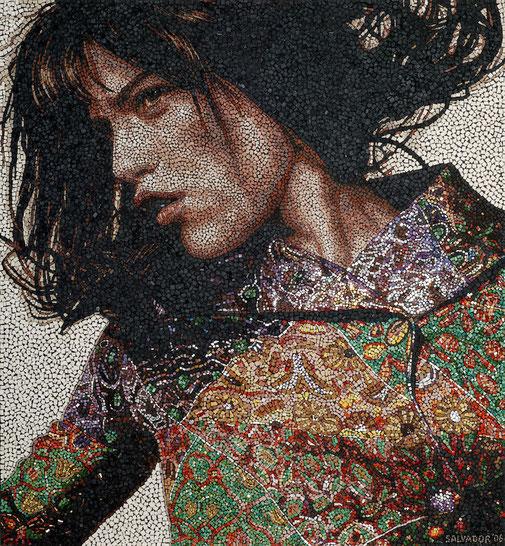 Salvador, mosaico