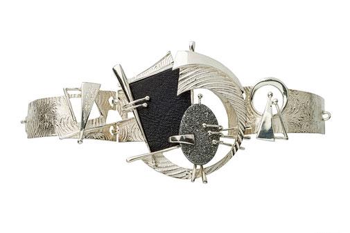 Gioielli dell'artista orafo Piero De Martin