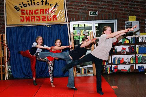 Training Helene-Lange-Schule