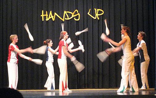 ArtistInnen 2007       Hands Up