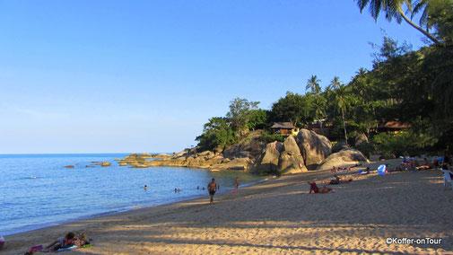 Coral Cove Beach auf Koh Samui
