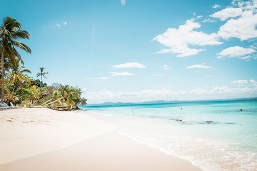 Cayo Levantado, Bacardi Insel, Dominikanische Republik