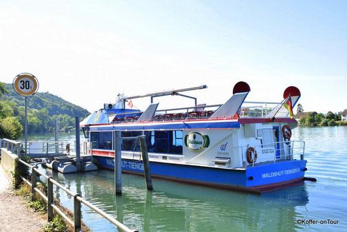 Brunchschiffsfahrt auf dem Rhein