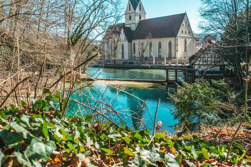 Blautopf, Blaubeuren, Deutschland
