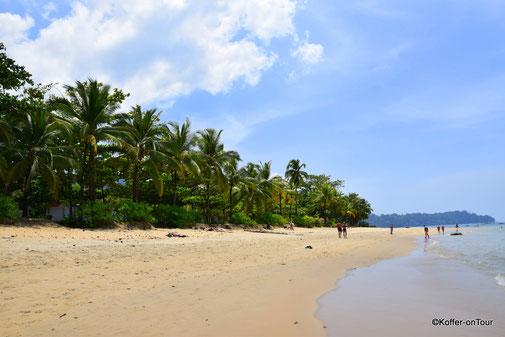 Thailand, Strand, Khao lak