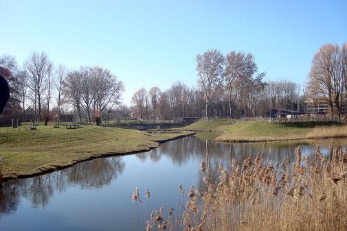 Waterarm bij Buitenhof