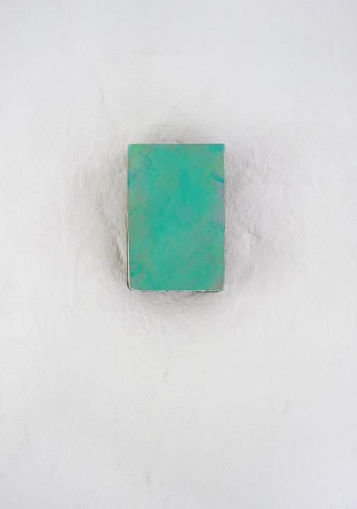 Andreas-Keil, Ausstellung, Kunstraum K634, Köln, Malerei, Ohne Titel, Öl auf Holz,2013
