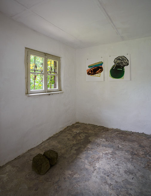 Josef Wolf, Steffen Missmahl, Ausstellung, Kunstraum K634, Köln, 2015