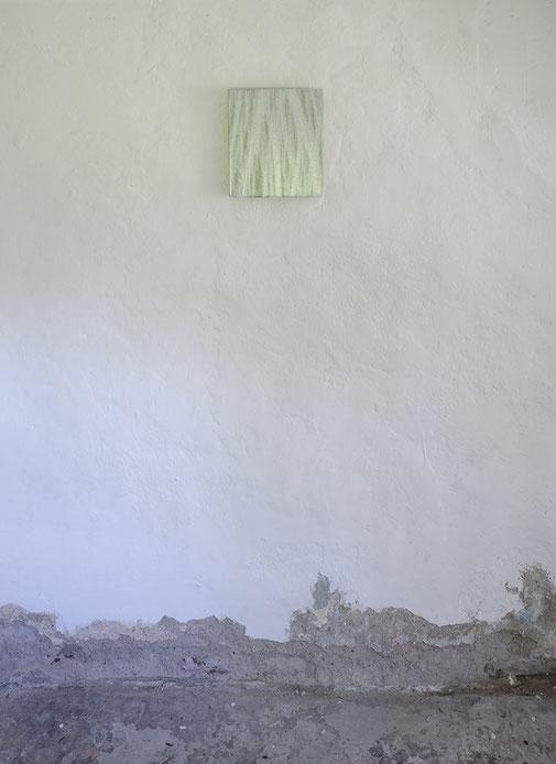 Peter Tollens, Joseph Hughes, Ausstellung, Kunstraum K634, Köln, Malerei, 2014