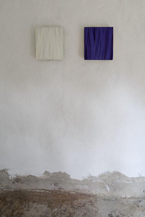 Joseph Hughes, Ausstellung, Kunstraum K634, Köln, Malerei, 2016