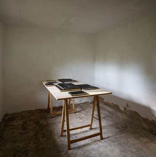 Christian Schmid, Ausstellung, Kunstraum K634, Köln, Künstlerbücher, 2015