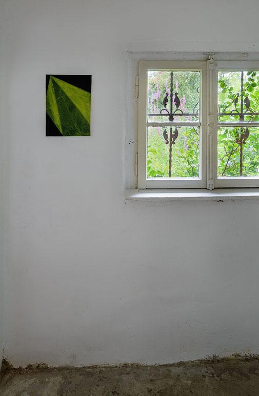 Claudia Larissa Artz, Ausstellung, Kunstraum K634, Köln, 2017