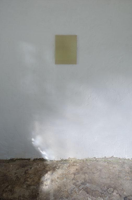 Heike Lessel, Ausstellung, Malerei, Kunstraum K634, Köln, 2018