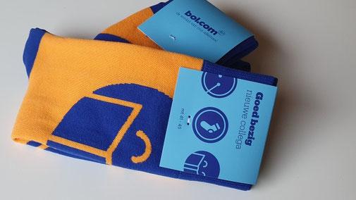 Custom Made sokken met logo laten maken