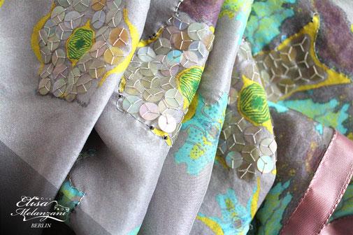 Detail Dress - Unique - © ELISA MELANZANI BERLIN
