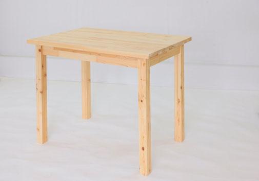 桧テーブル Aタイプ