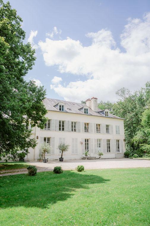 wedding venue in france chateau burgundy
