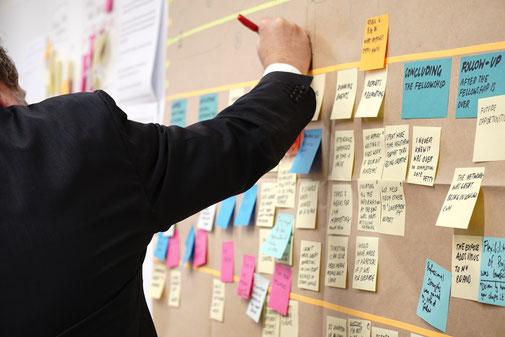 Stakeholdermanagement und partizipative Prozessbegleitung