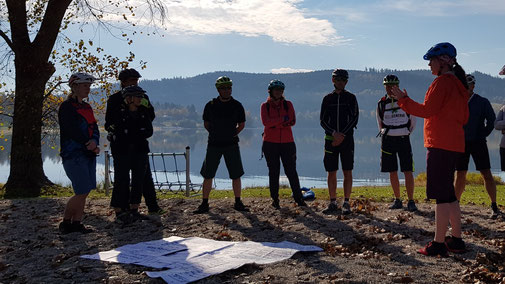 Spannende Erkenntnisse auf unserer Mountainbike-Infrastruktur Benchmark-Reise nach Lipno.