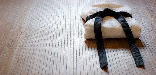 Mentaltraining im Judo, Karate, Aikido und allegemein in Kampfsportarten