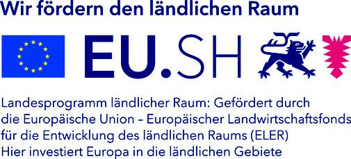 Logo Landesprogramm ländlicher Raum: Gefördert durch die Europäische Union - Europäischer Landwirtschaftsfonds für Entwicklung des ländlichen Raums (ELER)